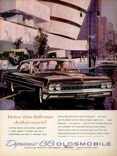Oldsmobile 88. 1961