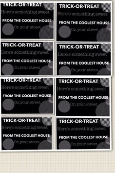Printable for Trick-or-treaters and Be the COOLEST House on the Street W/ This Idea For Trick-Or-Treaters #Frosty4Adoption #ad