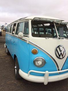 VW split screen Kombi Van
