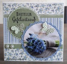 Nicolette's kaarten: Hartelijk gefeliciteerd en een leuk weekend Friend Scrapbook, Marianne Design Cards, Diy And Crafts, Paper Crafts, 3d Cards, Mothers Day Crafts, Butterfly Cards, Happy Birthday Cards, Greeting Cards Handmade