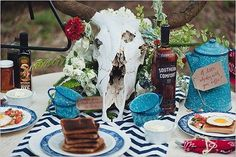 Honky-Tonk Bridal Shower - Bridal Shower Themes and Ideas - Photos