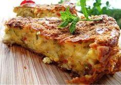 Σας αρέσουν οι σπιτικές πίτες; Ο σεφ Γιώργος Λέκκας προτείνει να φτιάξετε μια εύκολη και πάνω απ Greek Recipes, Veggie Recipes, Dessert Recipes, Easy Recipes, Kitchen Recipes, Cooking Recipes, Quiche, Pastry Cook, Greek Dishes