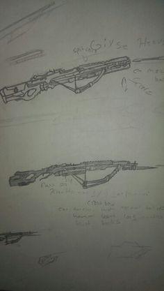 Crossbow Rifles