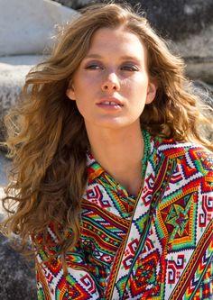Songbird Kimono Mayan Song  http://store.arnhem.co/category/kimonos