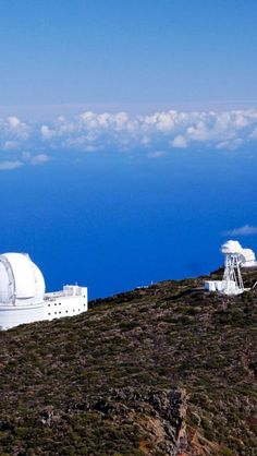 Roque de los Muchachos, Observatory, La Palma, Canary Islands, Spain La Palma Travel, In Ancient Times, Island Beach, Canary Islands, Beautiful Islands, Stargazing, Places To See, Around The Worlds, Vacation