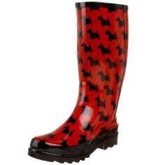Scottie Dog Boots