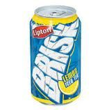 Greatest beverage I've ever consumed. Brisk Iced Tea... Those were the days.