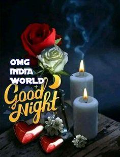 Good Morning Krishna, Good Night, Birthday Candles, Candle Holders, India, Nighty Night, Goa India, Porta Velas, Good Night Wishes