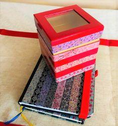 DIY decorare agenda si cutii depozitare – Daniela's Art of Hobby Washi, Diy, Bricolage, Do It Yourself, Homemade, Diys, Crafting