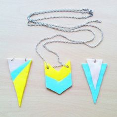 Create stylish jewelry using polymer clay! A step-by-step tutorial