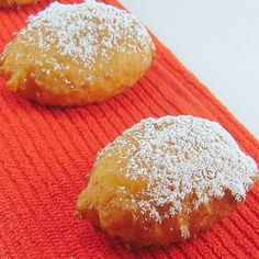 One Perfect Bite: Calas - Sweet Rice Fritters