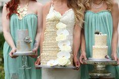 Cake Trio to Adore