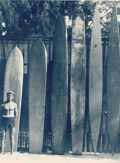 Tom Blake Surfing Photo Duotone Print, 1930's Original, Surfboards Waikiki Hawaii, Vintage Surf Culture Wall Decor Art