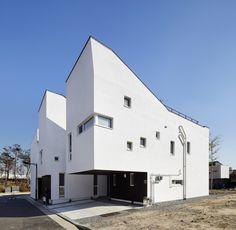 Muyidong / Joh Sungwook Arquietctos