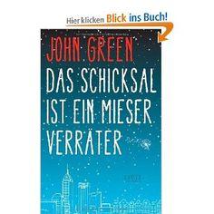 John Green erzählt eine Geschichte vom Lieben und Sterben: Brutal, komisch, traurig. (Die Zeit)