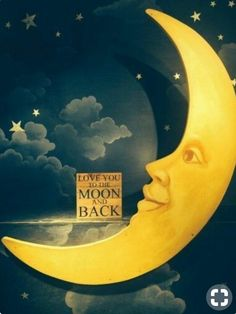 To the moon and back Moon Photos, Moon Pictures, Moon Pics, Sun Moon Stars, Sun And Stars, Cresent Moon, Vintage Moon, Luna Moon, Moon Dance