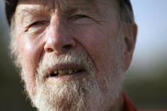 Pete Seeger talks during a 2006 interview in Beacon, New York. The FBI released more than 1,700 pages of documents about Seeger after the folk singer died at age 94, in January 2014.