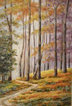 Bruma  óleo s/ tela 90x60cm www.arteborgmann.blogspot.com