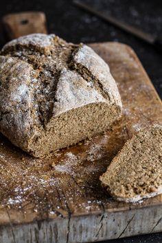 Beer and Rye Irish Soda Bread | halfbakedharvest.com