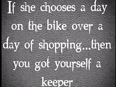❤️ Would much rather ride over shop anyday!