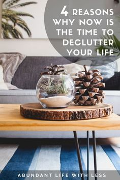 Found yourself face-to-face with you overly cluttered home? Here are 4 reasons why NOW is the perfect time to declutter your home for good.  | How to become a minimalist | How to become a minimalist with a family | How to declutter your home | #minimalism #minimalistfamily #declutteryourlife #howtodeclutter #getorganized
