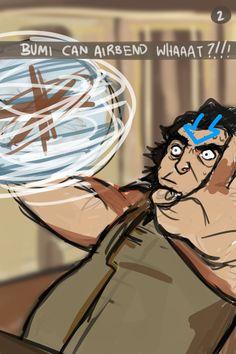 Legend of Korra Snapchats | by beroberos | Taken by bolin, korra and asami, and kai respectively. | Avatar
