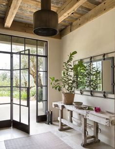 Healdsburg Ranch in Sonoma County, California, designed by JUTE via @HomeDSGN