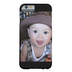Cute Baby iPhone 6 Apple Barely There iPhone 6 Case