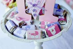 girl baby shower Baby Shower Party Ideas | Photo 22 of 48 | Catch My Party