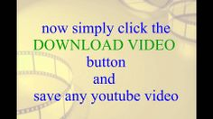 Download Youtube Videos- without any software- 100% working(free)
