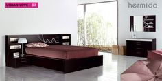 Urban Love 07 - Bedroom furniture