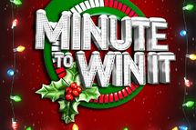 minute to win it christmas - courtesy NBC
