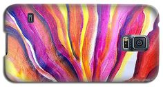 Color Explosion 8 Galaxy S5 Case by Gale Patterson.
