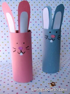 An Easy Kids Craft Activity Using Toilet Paper Rolls