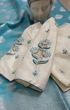 Fancy Blouse Designs, Bridal Blouse Designs, Pattu Saree Blouse Designs, Embroidery Works, Ethnic Design, Blouse Models, Work Blouse, Sleeve Designs, Blouse Patterns