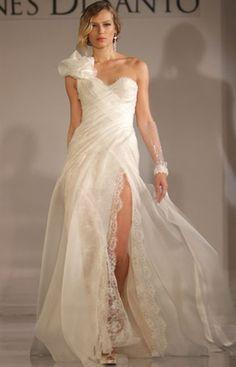 Ines di Santo #weddingdress #theknot
