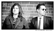 Photo 317 of 365 Isaac & Zac Hanson 2012 - Toronto, CANADA  Here is a stoic pic of Isaac and Zac during our last world tour. What part of the world are you from? When did you last see a HANSON show?  #Hanson #Hanson20th