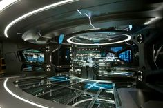 See What the USS Vengeance Almost Looked like in STAR TREK INTO DARKNESS Concept Art by Kasra Farahani and Tex Kadonaga « Film Sketchr