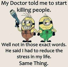 Reduce Stress In My Life quotes quote funny quotes funny sayings minion minions minion quotes funny minion quotes minion quotes and sayings Sarcastic Pictures, Sarcastic Quotes, Funny Quotes, Funny Sarcastic, Qoutes, Work Stress Quotes, Work Quotes, Work Memes, Funny Minion Memes