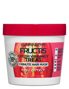Color Vibrancy Treat 1 Minute Hair Mask   Goji Extract