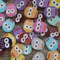wooden-buttons love love love these! Wooden Beads, Buttons, Shapes, Plugs
