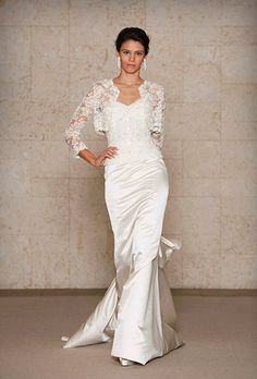 1000 images about unwhite wedding on pinterest 50s for Wedding dresses women over 40