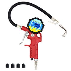 Cheaper US $18.98  High Precision Digital Tire Pressure Gauge For Car Motorcycle SUV Inflated Pumps Deflated Tire Repair Tools Pressure Gun