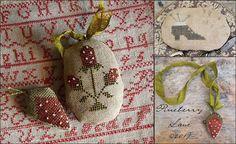 Pineberry Lane - Petite Stitches