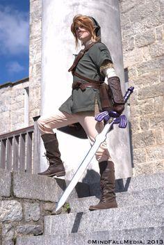 The Hero of Time, Ellicott City Photoshoot 2013 by MindFall.deviantart.com on @deviantART