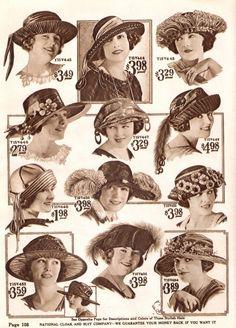 Teen Hats (1922)