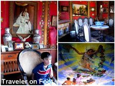 Best Filipino Ancestral Houses – Traveler on Foot French Country Houses Exterior, Country Home Exteriors, 4 Bedroom House Plans, Basement House Plans, Beautiful House With Garden, Philippine Houses, Magic Treehouse, Old Money, Home Logo