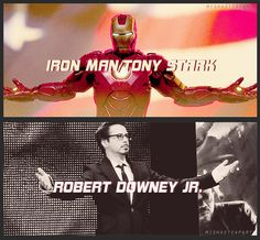 More proof that RDJ is Iron Man