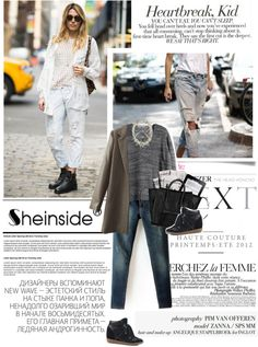 """""""sheinside.com"""" by nobody ❤ liked on Polyvore"""