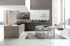 City - Fitted Kitchens - Kitchens - Febal Casa